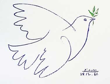 picasso | BIRD-WATCHER'S DIARY