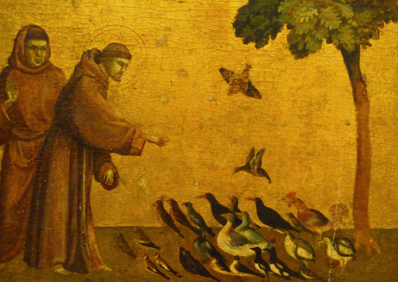Giotto-StFrancisSermontotheBirds