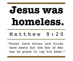 Jesus-was-homeless