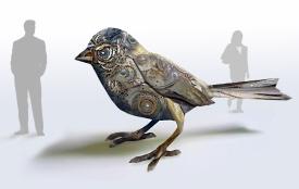 Dream sparrow