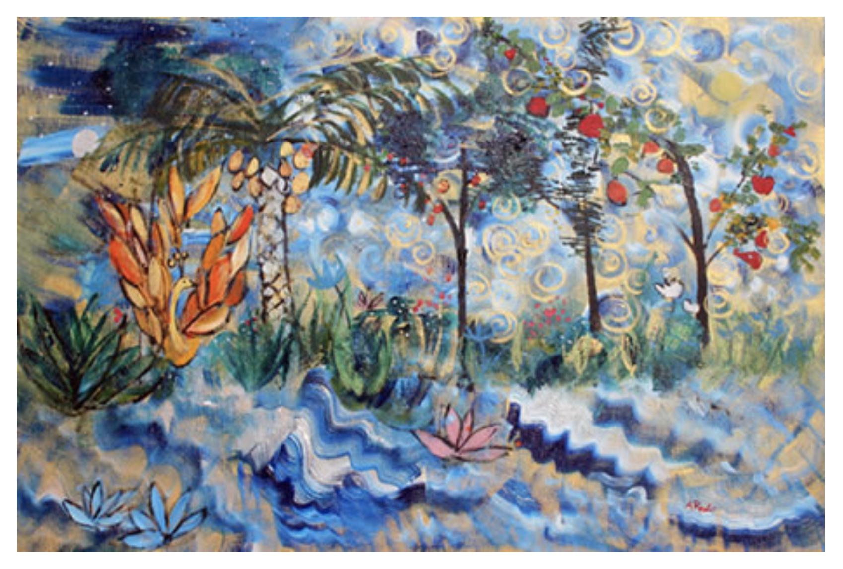 The Phoenix in Eden
